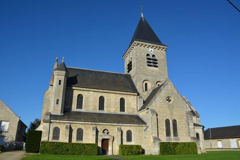 Fabrication de protection de vitraux d'église