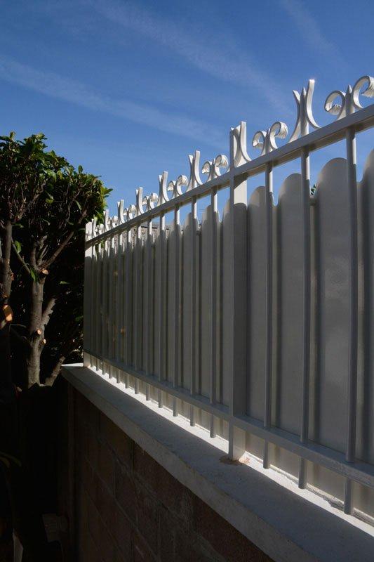 grille pare vue les ferronniers de soissons. Black Bedroom Furniture Sets. Home Design Ideas